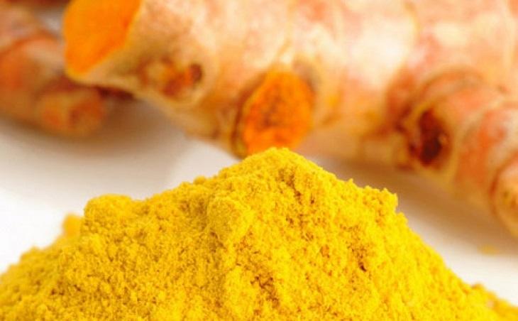 Nghệ vàng chữa bệnh dạ dày