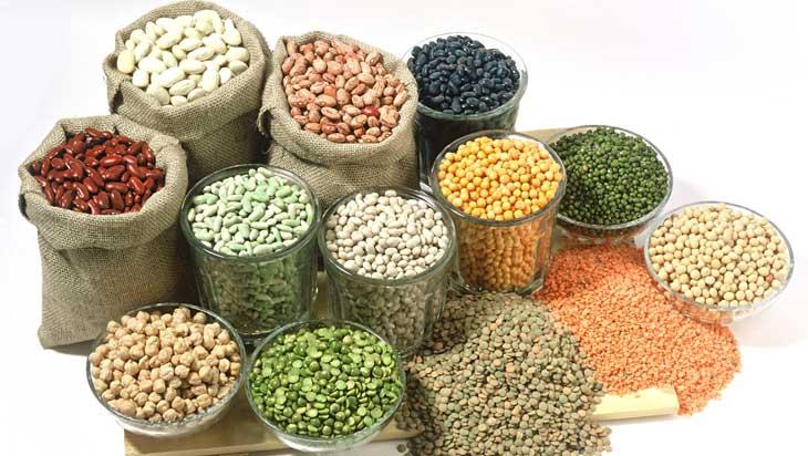 Người bệnh nên bổ sung ngũ cốc các loại trong thực đơn
