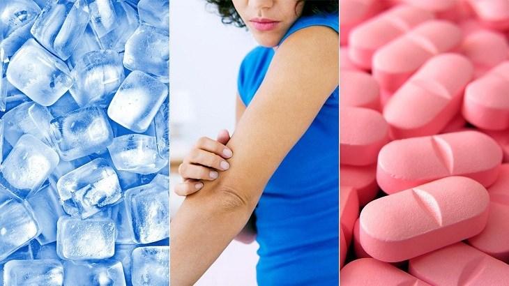 Mề đay mãn tính có thể xuất phát từ thay đổi nhiệt độ hoặc lạm dụng thuốc