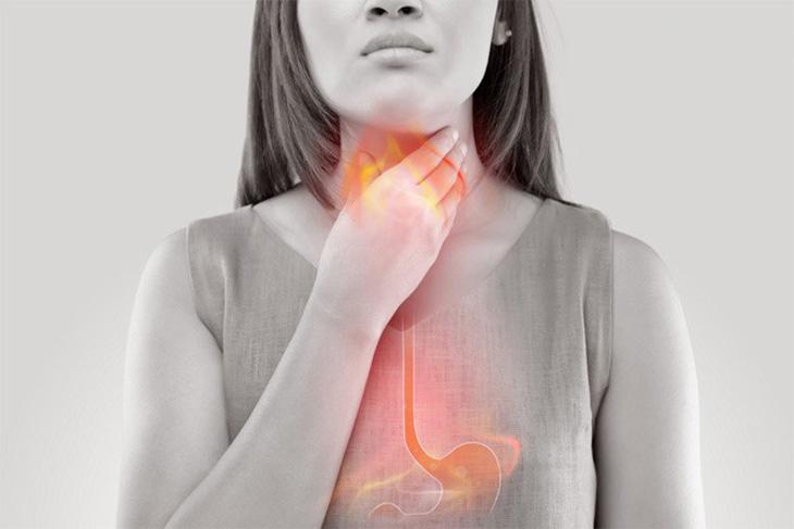 Nhiều nguyên nhân dẫn đến trào ngược dạ dày