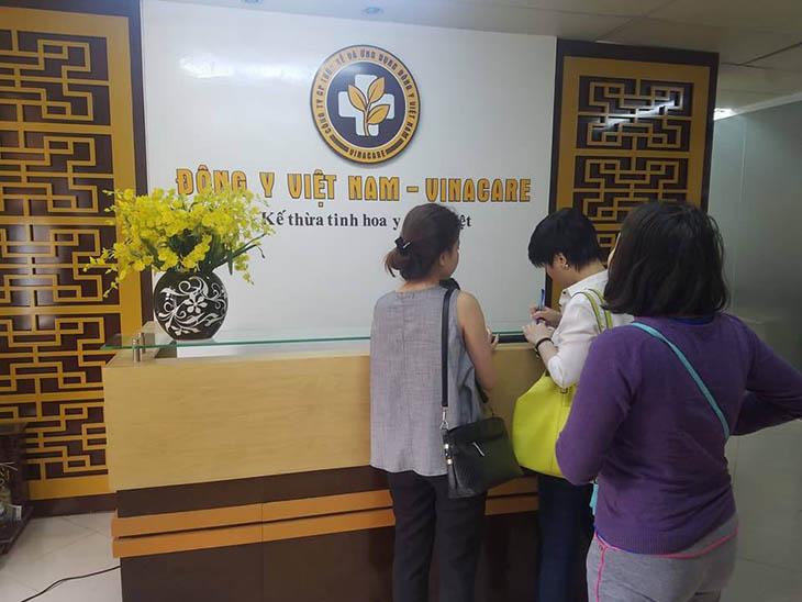 Phòng khám Trung tâm Đông y Việt Nam