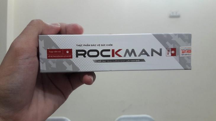 Thực hư công dụng của viên sủi Rockman có tốt như lời đồn?