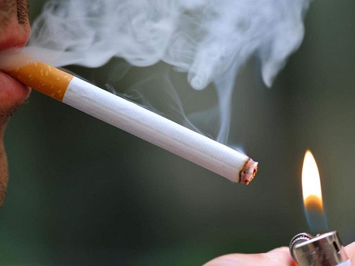 Hút thuốc lá thường xuyên là một trong những tác nhân gây rối loạn tạm thời