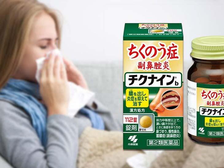 Cách điều trị viêm mũi dị ứng bằng thuốc Nhật Bản