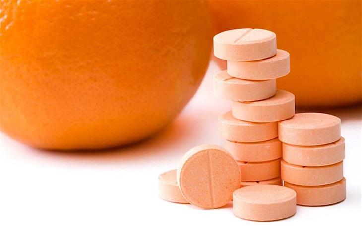 Sử dụng vitamin C đúng liều lượng phát huy được hết tác dụng của dưỡng chất