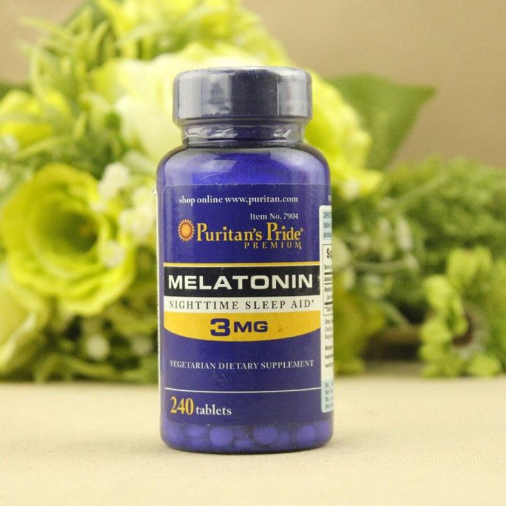 Super strength melatonin hỗ trợ điều trị chứng mất ngủ