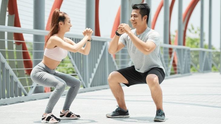 Bài tập thể dục cho người bị viêm khớp tập trung phần gối