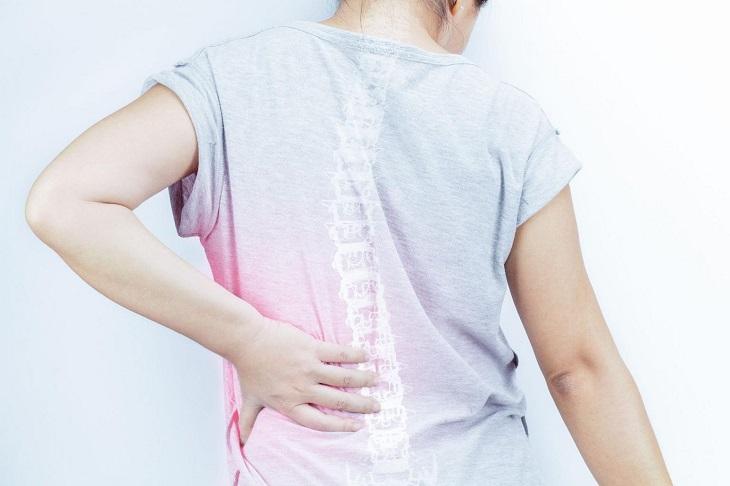 Tổn thương phần cột sống thắt lưng chiếm tới 90% trường hợp thoát vị