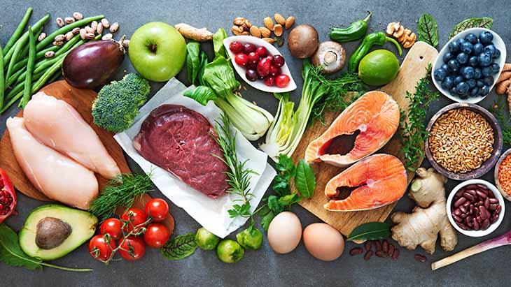 Cân bằng dinh dưỡng trong cơ thể để đảm bảo sức khoẻ sinh lý ổn định