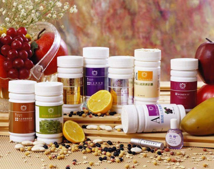 Sử dụng một số thực phẩm chức năng trị mất ngủ tại nhà