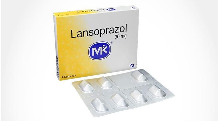 Bà bầu không bị cơn trào ngược làm phiền nhờ có Lansoprazol