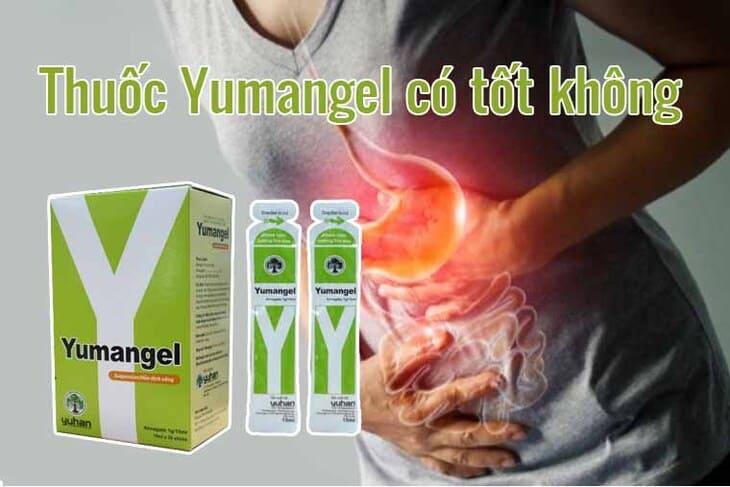 Yumangel được kê cho bà bầu trong một số trường hợp
