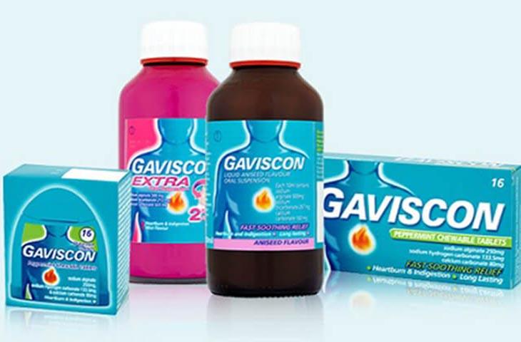 Thuốc Gaviscon được nhiều cha mẹ tin tưởng sử dụng cho bé