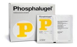Thuốc chữa viêm loét dạ dày Phosphalugel