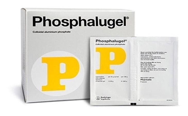 Thuốc đau dạ dày chữ P (Phosphalugel) được nhiều bệnh nhân tin tướng sử dụng
