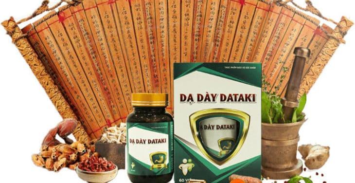 Thuốc trào ngược dạ dày Dataki