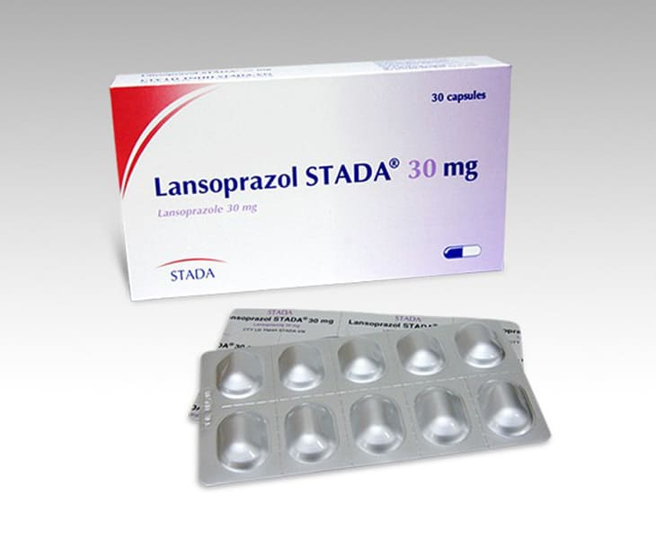 Lansoprazole dùng được cho trẻ từ 1 tuổi trở lên