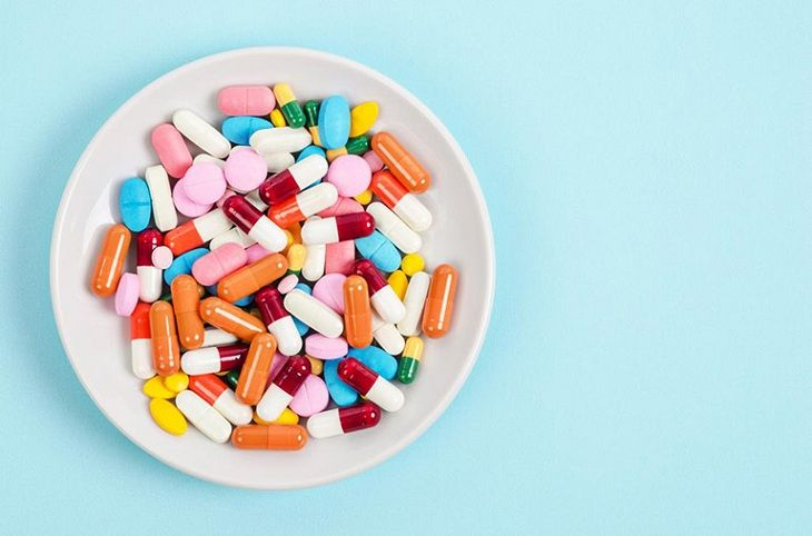 Dùng thuốc tây y là cách nhanh nhất để kiểm soát triệu chứng bệnh