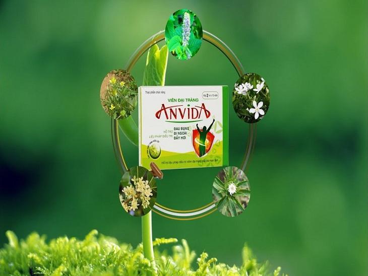 Anvida là thực phẩm chức năng