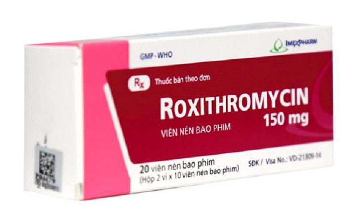 Thuốc kháng sinh trị viêm tai giữa