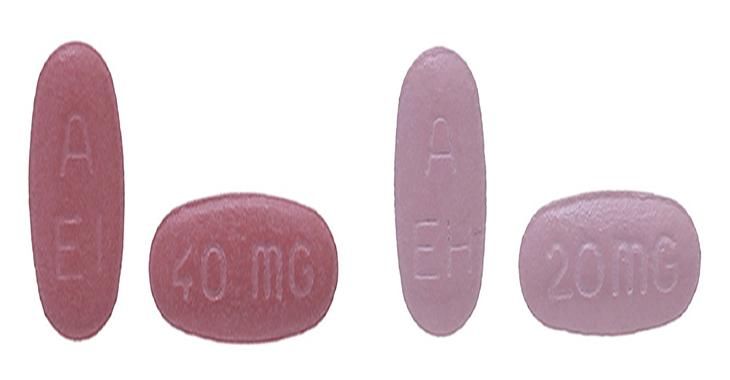 Viên nén thuốc dạ dày Nexium 40mg và 20mg
