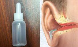 Top 9 loại thuốc nhỏ viêm tai giữa an toàn và hiệu quả