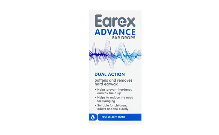 Thuốc nhỏ tai earex plus có tác dụng kháng khuẩn tốt, an toàn