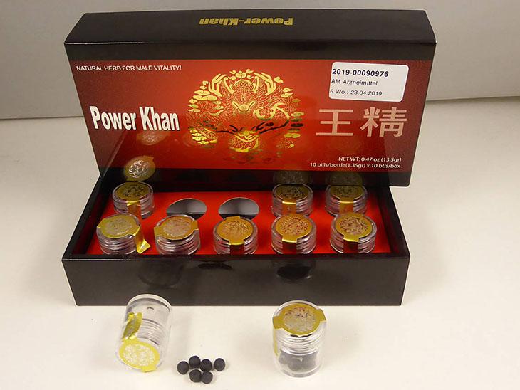 Sản phẩm Power Khan