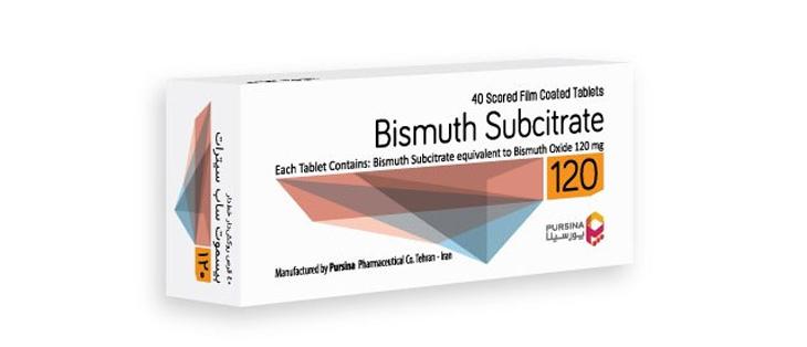 Thuốc Bismuth