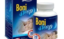 Thuốc trị mất ngủ Bonisleep: công dụng và cách dùng