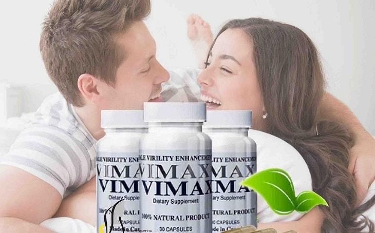 Vimax Volume có thành phần chính là nấm linh chi