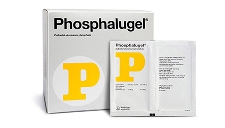 Thuốc dạ dày Phosphalugel