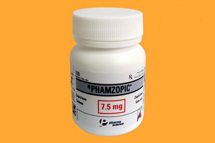 Thuốc Tây trị mất ngủ, khó ngủ Phamzopic