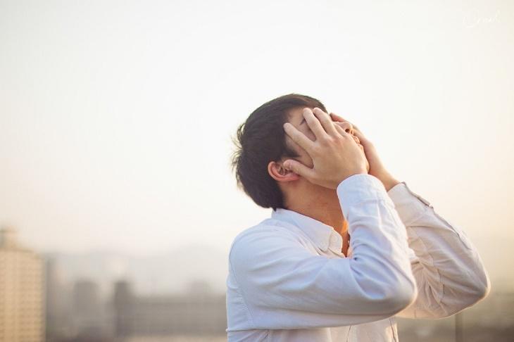 Stress cũng khiến tinh trùng vón cục