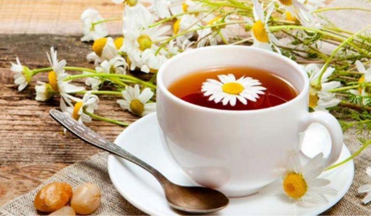 Trà hoa cúc giúp giải tỏa căng thẳng, chống mệt mỏi hiệu quả
