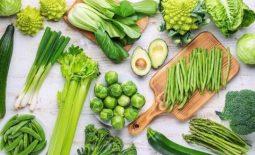 Người bị trào ngược dạ dày nên tăng cường rau xanh trong chế độ ăn uống