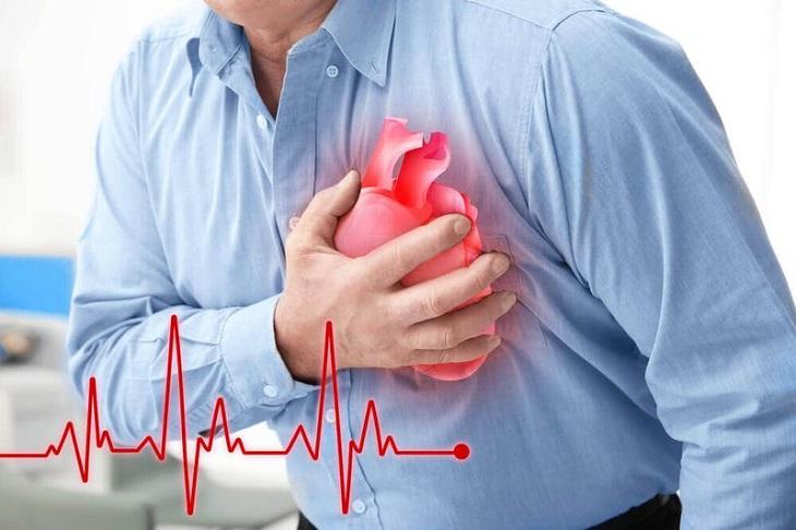 Bệnh trào ngược dạ dày cũng có thể làm ảnh hưởng đến tim