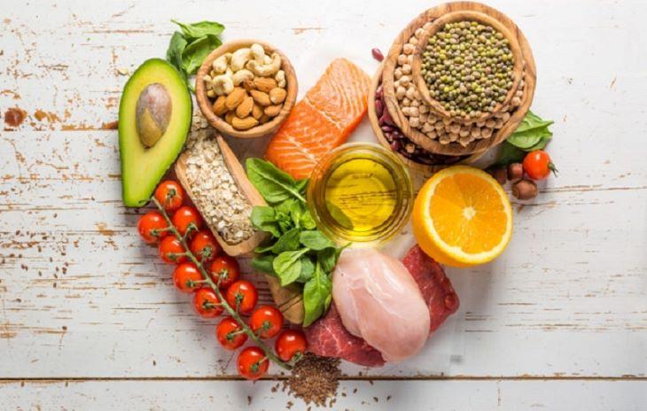 Chế độ ăn uống lành mạnh giúp nhanh chóng đẩy lùi trào ngược dạ dày