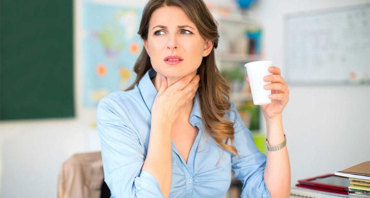 Viêm họng không ho - biểu hiện của nhiều bệnh lý liên quan