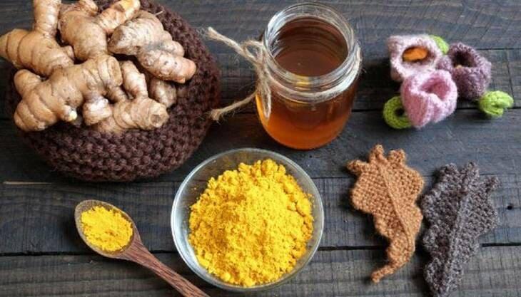 Nghệ giàu Curcumin ức chế dạ dày không tiết thừa axit