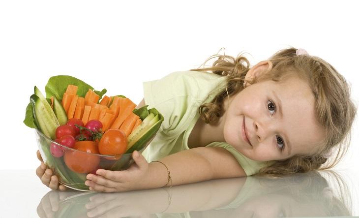 Phụ huynh nên thay đổi chế ăn của bé phù hợp hơn