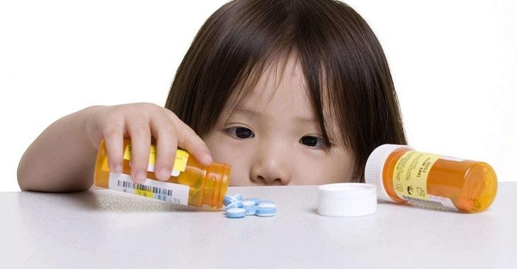 Thuốc trị viêm dạ dày cho trẻ