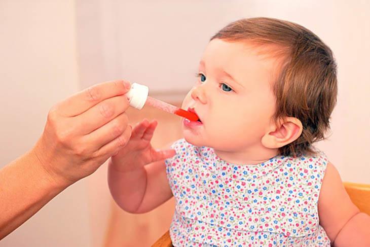 Điều trị viêm họng ở trẻ em bằng phương pháp Tây y