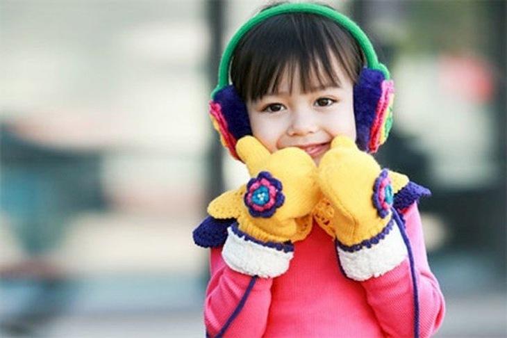 Cần giữ ấm cho trẻ để tránh ngu cơ mắc bệnh hô hấp