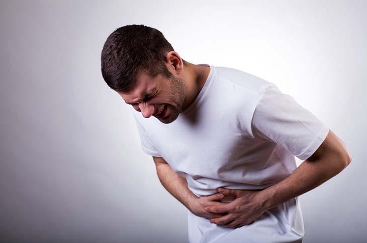 Các vấn đề về tiêu hoá cũng là nguyên nhân dẫn tới chứng đau bụng vùng thượng vị