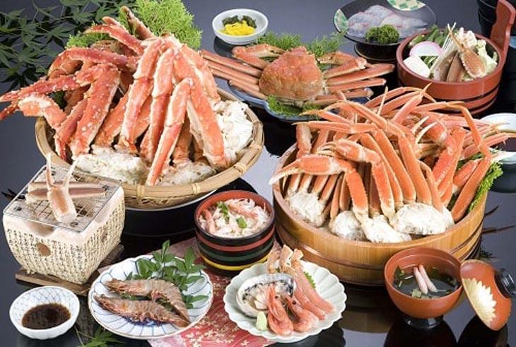 Hải sản là thực phẩm dễ kích ứng bệnh viêm da cần tránh
