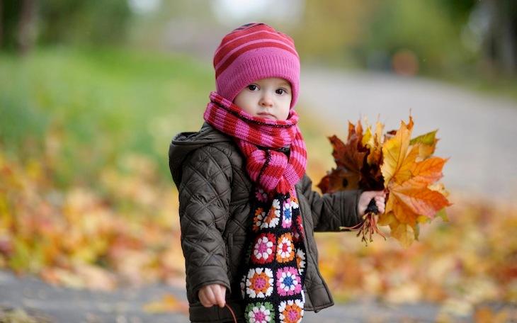 Giữ ấm cho trẻ là biện pháp phòng bệnh rất hiệu quả