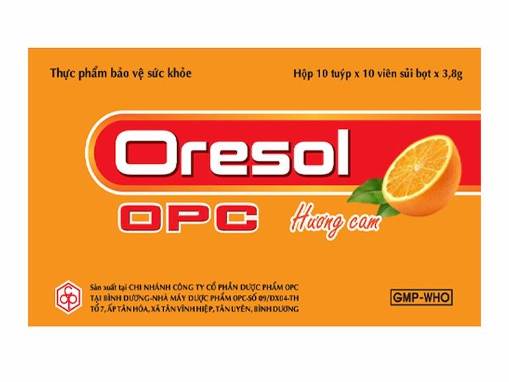 Viêm họng cấp cơ thể dùng ORS màu cam để trị bệnh