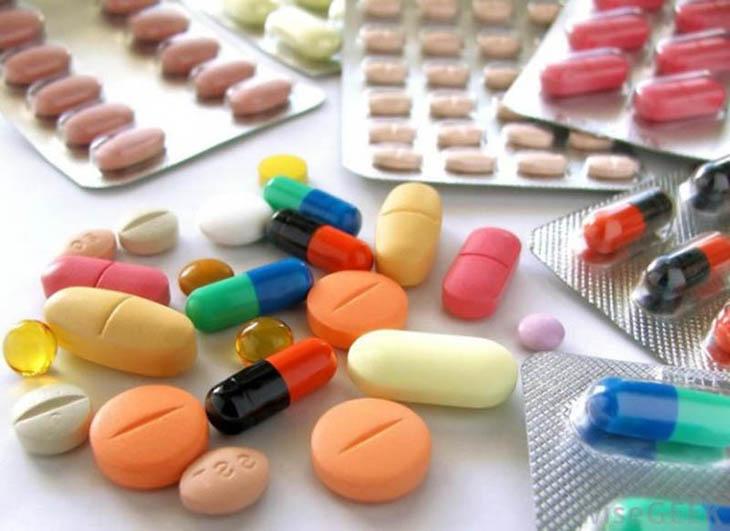 Uống thuốc Tây y điều trị dứt điểm nhanh chóng