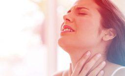 Viêm họng nổi hạch